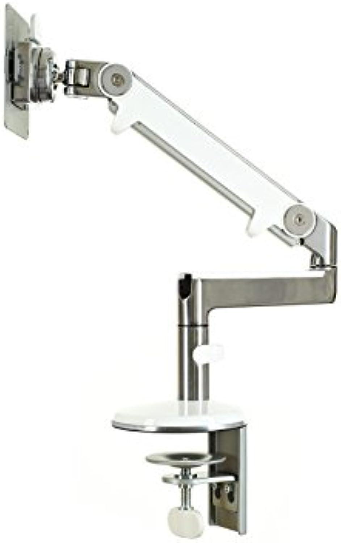 Humanscale M2CW2S Monitorarm, Metall, wei, 68 x 10 x 47 cm