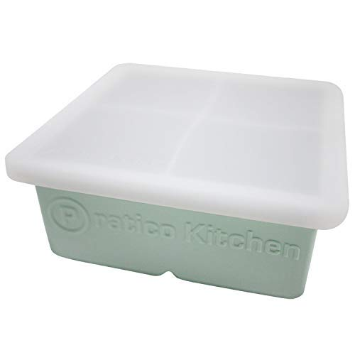 Pratico Kitchen best ice cube trays