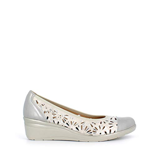 PITILLOS - Zapatos PITILLOS 6021 SEÑORA Plata - 37