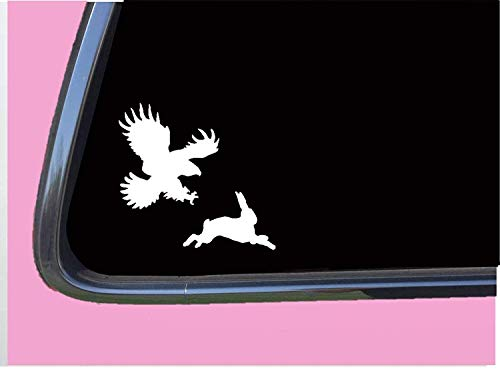 Vogel vangen Prey Sticker 6