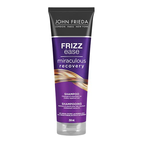 John Frieda Frizz Ease Miraculous Recovery Shampoo, 250 ml