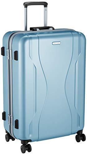 [ワールドトラベラー] スーツケース 日本製 コヴァーラム ベアリング入り双輪キャスター 73L 65 cm 5.3kg ミストラル