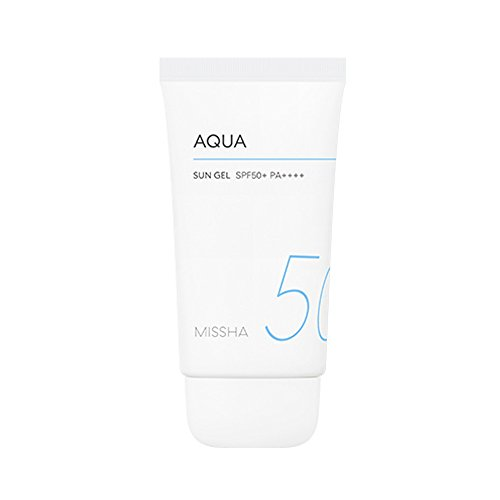 Missha All Around Safe Block Aqua Sun Gel SPF 50+ 50 ml