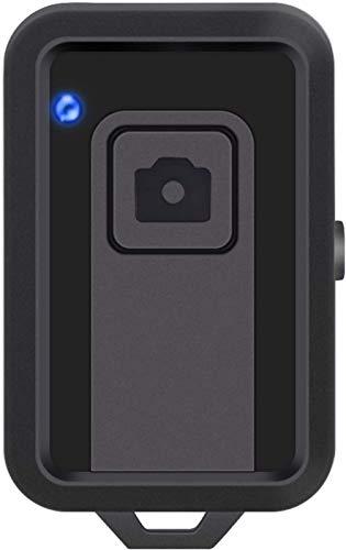 Control remoto inalámbrico para cámara Bluetooth para teléfonos inteligentes, compatible con todos los dispositivos iOS y Android