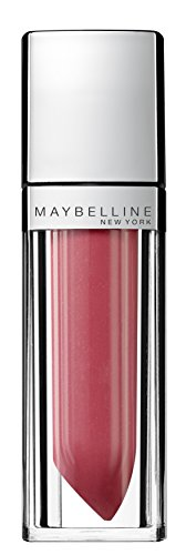 Maybelline New York Make-Up Lipgloss Color Sensational Elixir Blush Essence / Zartes Altrosa für farbintensive und gepflegte Lippen, 1 x 5 ml