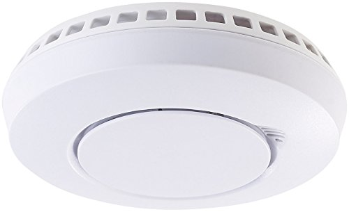 VisorTech Hitzemelder: Funk-Hitze-/Rauchmelder vernetzbar, Opt. App-Anbindung per WMS-250.gw (Rauchmelder Smarthome-fähig)