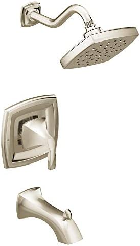 Moen T3693NL Voss Moentrol Volume Control Tub and Shower Trim Kit Valve Required Polished Nickel product image
