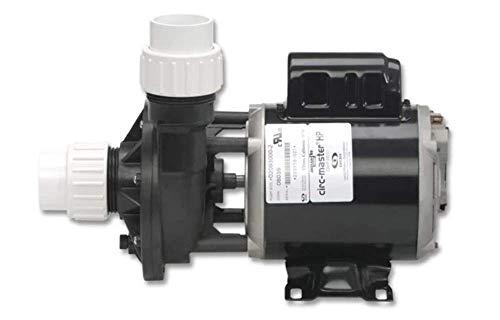"""Gecko Aqua-Flo 02093000-2010 Circ-Master CMHP 1.5"""" 1/15HP 115V Spa Pump"""