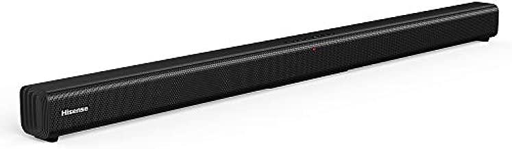 Hisense HS205 2.0ch Soundbar, 60W, Wireless Bluetooth, HDMI ARC/Optical/AUX/USB, 3EQ Modes