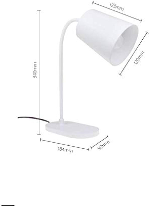 ERTO Lampe de Chevet Kreative Mode glühbirne schreibtischlampe led Schreibtisch leselampe nachttisch augenschutz led tischlampe