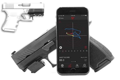 Mantis X3 Shooting Performance System Bundle with Recover Tactical GR26 Adapter for Glock 26