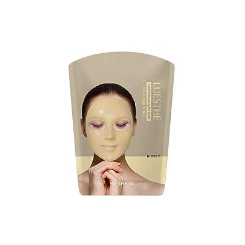 熟した雰囲気腹【The Saem】ザセム ルエステ モデリング パット/Luesthe Modeling Pot/韓国コスメ (ゴールド)