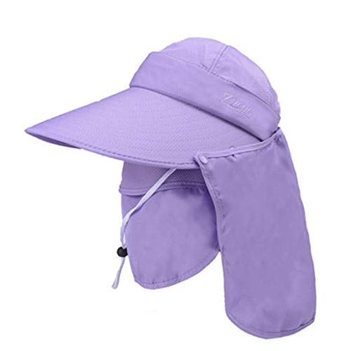 Buy Cheap KCPer Protection Foldable Adjustable Visor Sunhat for Womens Sun Protective Summer Hat Ant...
