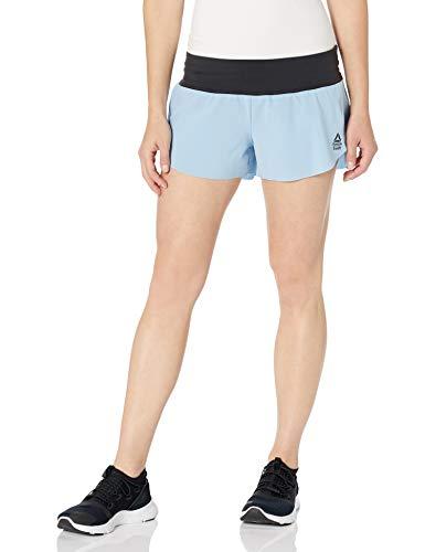 Reebok CrossFit Knit Woven Short, Fluid Blue, L