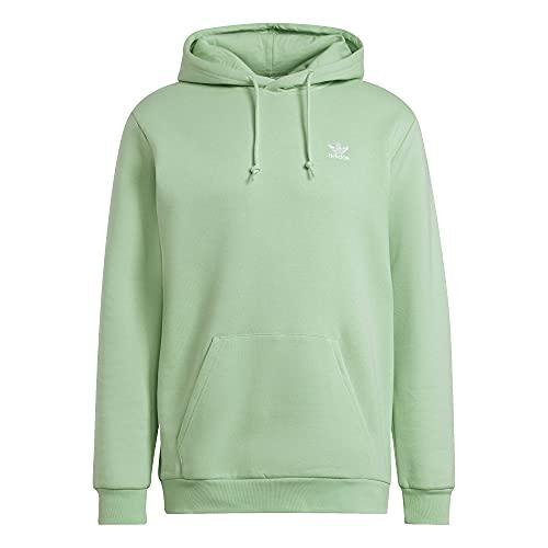 adidas Sudadera con capucha., verde menta, L