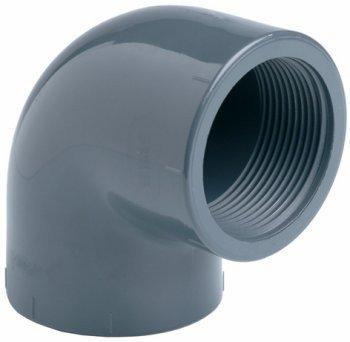 "Preisvergleich Produktbild PVC-Winkel,  2x IG,  1 1 / 2"""