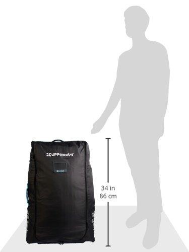 31jTneTskcL - UPPAbaby VISTA Travel Bag with TravelSafe