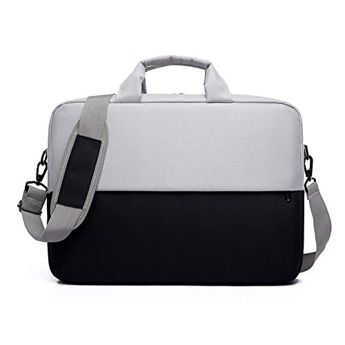 13.3-14 inch Laptop Shoulder Bag Handbag, Compatible with MacBook Lenovo Acer Asus Dell Hp and Other 13.3'-14' Notebook Computer Sleeve Carrying Case Briefcase (13-14 inch, Black)