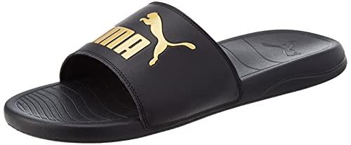 PUMA Popcat 20, Zapatos de Playa y Piscina Unisex Adulto, Black, 39 EU