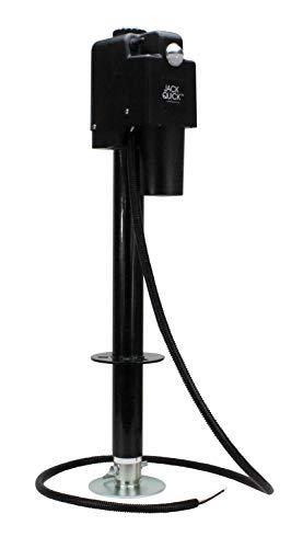 Quick Products JQ-3500B Electric Tongue Jack - Black