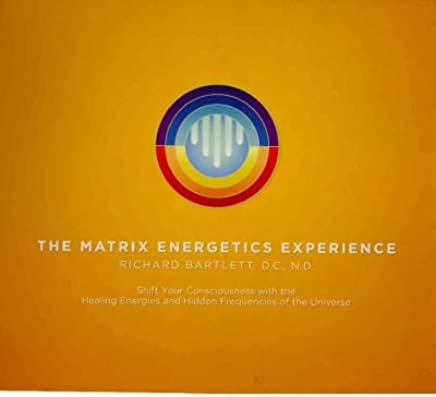 The Matrix Energetics Experience Kit [With Cards and DVD and Study Guide] Bartlett, Richard ( Author ) Apr-01-2009 Compact Disc