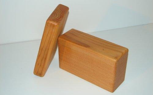 Yoga Block Wood Hand Made w/Recycled Lumber (Standard Block 4'x6'x9')