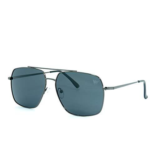 Óculos de sol,POL0113,Hang Loose,Adulto unissex,Cinza,Único