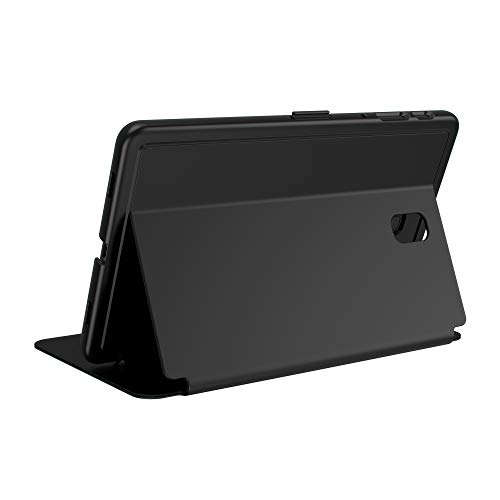 Speck Products Balancefolio Samsung Galaxy Tab A 10.5 Case and Stand, Black