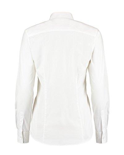 Kustom Kit - Sweat à capuche - Femme grand - Blanc - Blanc - S