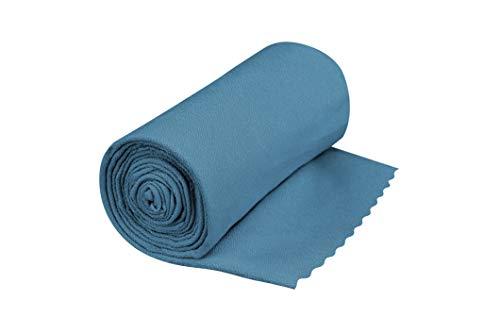 Sea to Summit Airlite Towel X-L Handtuch, Bergsteigen und Trekking, Unisex, Erwachsene XL Blau (blau)