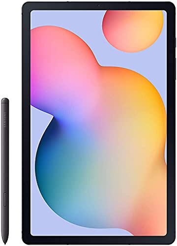 Samsung Galaxy Tab S6 Lite 10.4' WiFi - Tablet 128GB, 4GB RAM, Oxford Gray