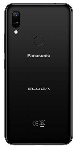 Panasonic Eluga I8 (Black, 3GB RAM, 32GB Storage)