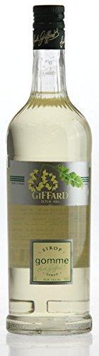 Giffard Gomme Sirup Alkoholfrei (3 x 1 l)