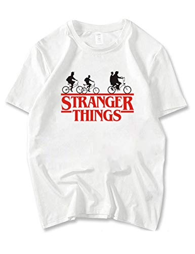 Camiseta Stranger Things Mujer, Camiseta Stranger Things Niña Camiseta Stranger Things Temporada...