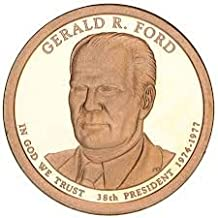 2016 S Gerald Ford Presidential Proof Dollar PF1 US Mint