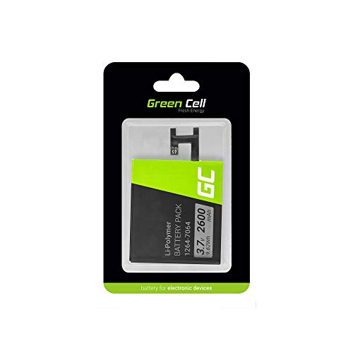 Green Cell® LIS1502ERPC Batteria per Sony Xperia Z C6602 L36H L36i (Li-Ion pile 2330mAh 3.7V)