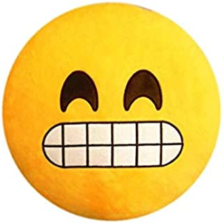 Soft Cushion Doll Family Emoji Emoticon Pillow Stuffed Plush Toy Pillow Chair Cushion Home Sofa Decoration Kids Toy Plush Pillow Must Have Gifts Gift Sets Childrens Favourites Superhero Coloring