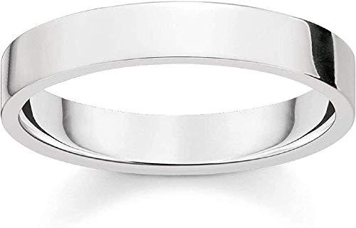 Thomas Sabo Herren-Ringe zum Jahrestag 925 Sterlingsilber mit \'- Ringgröße 52 TR2112-001-12-52