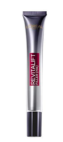 L'Oreal Paris Dermo Expertise, Contorno de Ojos Rellenador de Revitalift Filler y Ácido Hialurónico, 15 ml