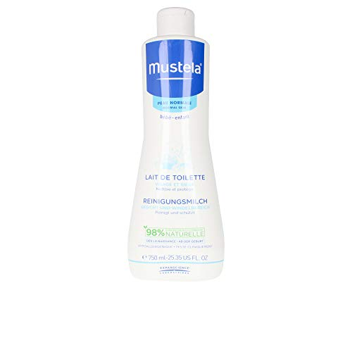 Mustela Bã‰B㉠Cleansing Milk Normal Skin 500 Ml 500 ml