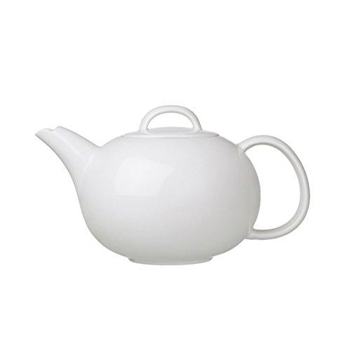 Arabia 24h Teekanne, Kanne, Krug, Kaffeekanne, Keramik, Weiss, 1.2 L, 1005288