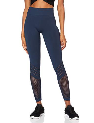 AURIQUE ST0182 Sport Legging, Blau (Dress Blue), M