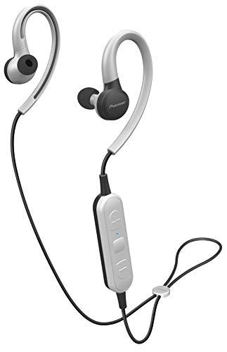 Pioneer SE-E6BT(B) In-Ear Allround Bluetooth Kopfhörer (6 Stunden Spielzeit, Bluetooth, IPX4 Spritzwassergeschützt, Freisprechfunktion, Pioneer Notification App) schwarz