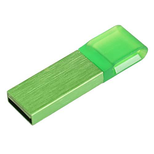 B Blesiya Pen Drive USB 2.0 Flash Drive Memoria Complimentos Fácil Instalación...