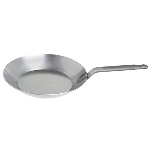 Matfer Bourgeat 11-7/8″ Round Frying Pan w/Iron Handle