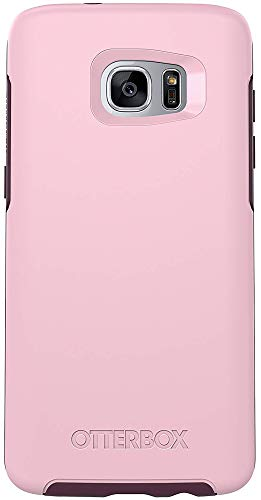 OtterBox Symmetry Series Slim Case for Samsung Galaxy S7 EDGE- Non-Retail Packaging - Rose