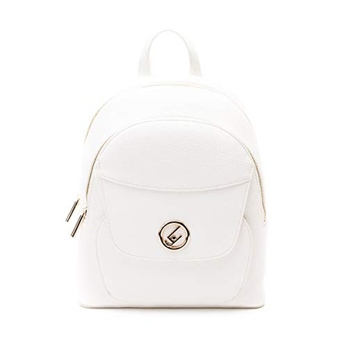 LIU JO BACKPACK BAG N19134E0033 01065 OFF WHITE