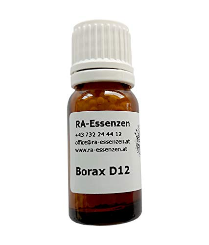 Borax D12, 10g Bio-Globuli, radionisch informiert - in Apothekenqualität