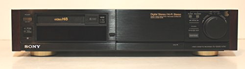 Sony EV-S3000 Hi8 Video8 8mm Editing VCR Deck Cassette Recorder