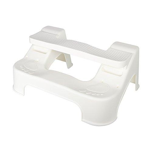 トイレ踏み台 安全補助踏み台 大人子供トイレトレーニング 滑り止め付き 高さ調節可能 (高さ調節可能タイプ)